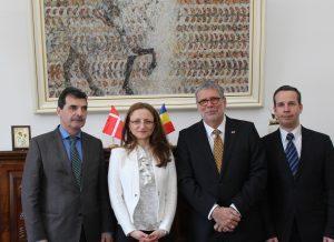 Ambasadorul Elvetiei in Romania