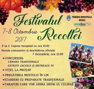 Festivalul Recoltei la Mediaș