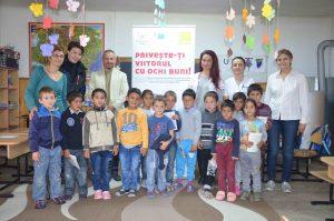 Fundația Polisano la Chirpăr