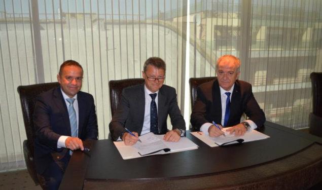 SUTECH Mediaș a semnat cu Transgaz un contract de aproape 30 milioane euro