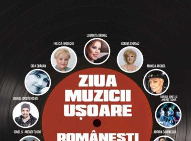 Monica Anghel, Gabriel Cotabiță, Corina Chiriac și mulți alții pe scena Pieței Mari din Sibiu