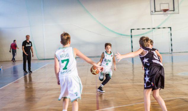 Iubitorii baschetului sibian sunt așteptați, în weekend la cea de-a 3-a ediție Alpha Basketball Tour