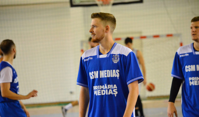 Baschetbaliștii medieșeni Nicoară&Co primesc vizita celor de la BC Athletic Constanța