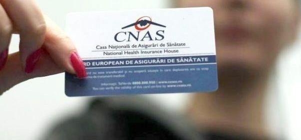 Va fi reluată tipărirea și distribuția de carduri europene de sănătate, începând cu data de 15 noiembrie 2019