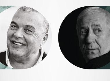 """Constantin Chiriac în dialog cu George Mihăiță – """"Actorul, poezia și viața"""""""