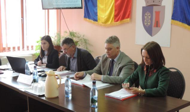 Ședință de consiliu local la Axente Sever privind adoptarea bugetului local pentru anul 2020