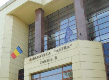 """Biblioteca Județeană ASTRA Sibiu a primit Medalia Aniversară """"Centenarul Marii Uniri"""""""