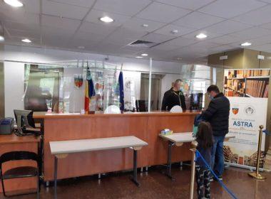 Biblioteca ASTRA Sibiu și-a reluat activitatea cu publicul în condiții de siguranță