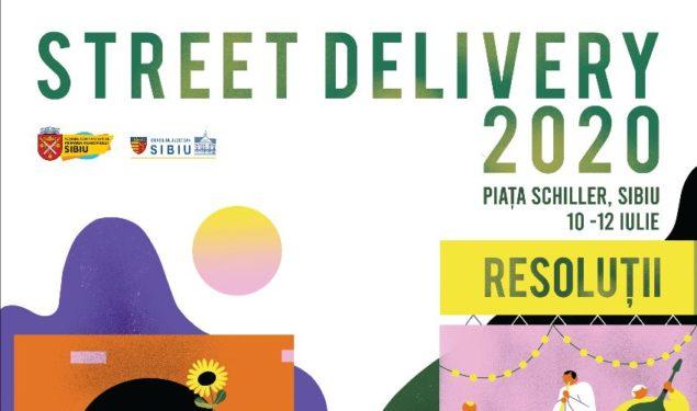 Festivalul Street Delivery Sibiu eliberează din nou strada de mașini