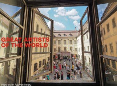 Cea mai mare expoziție de grafică europeană s-a deschis la Brukenthal