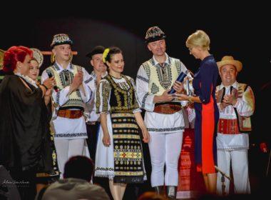 Silvia Macrea și Junii Sibiului, decorați cu Ordinul Meritul Cultural în Grad de Cavaler